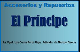 Accesorios y Repuestos El Principe