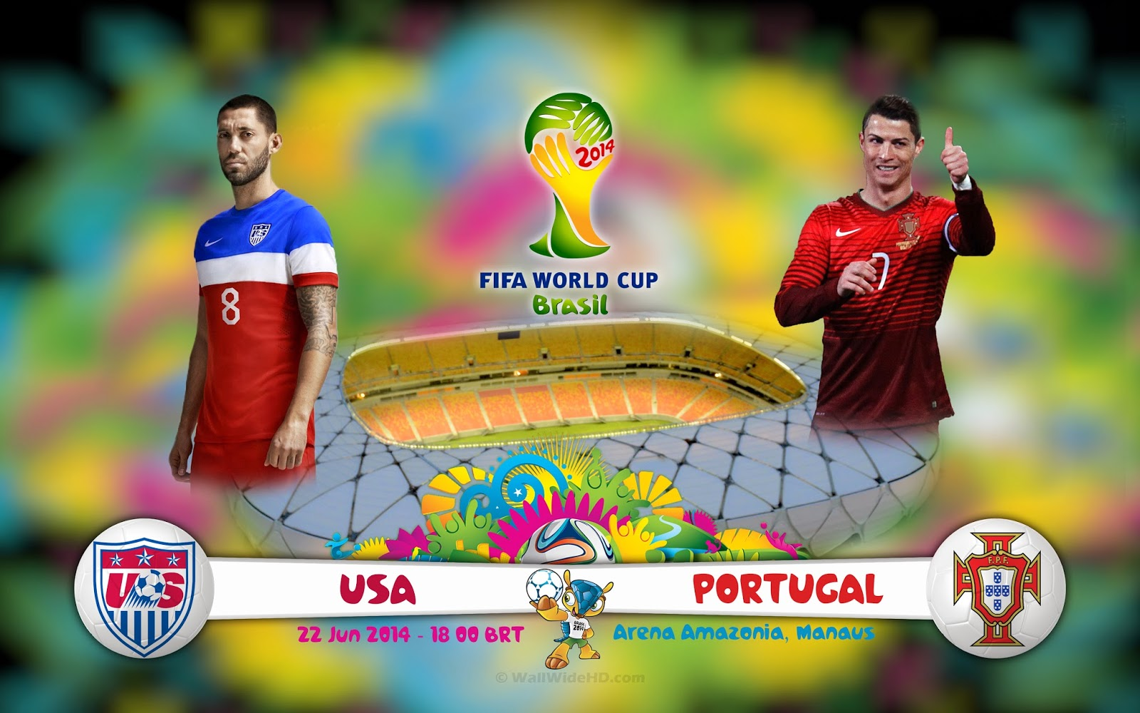 Portugal World Cup 2014 Wallpaper Watch World Cup Match Usa vs