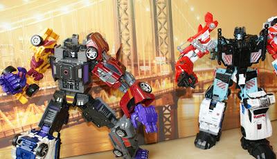 combiner wars transformers