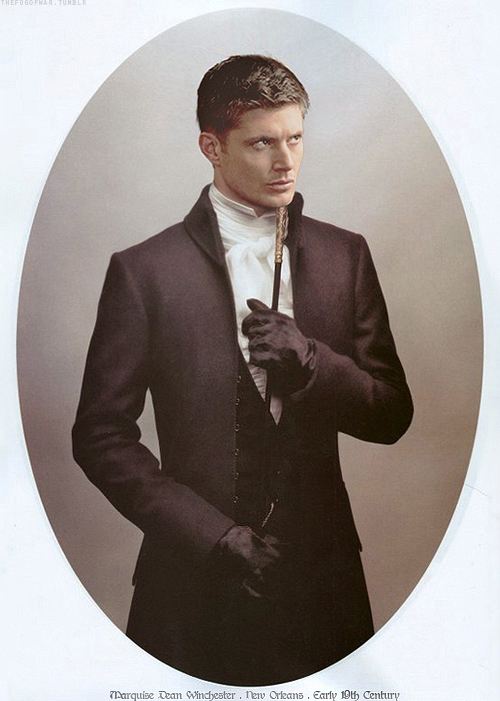 Vintage And Wonderful Victorian Men