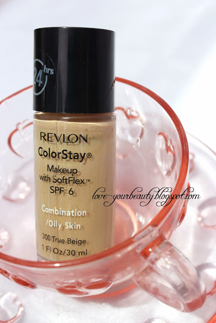 Review Revlon Colorstay Foundation