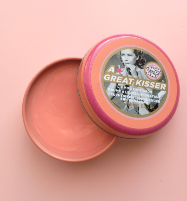"Soap&Glory ""A Great Kisser"" Lip Balm"