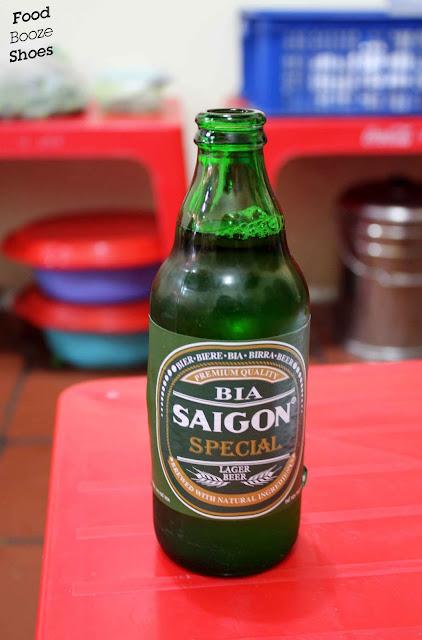 Menu Cua Saigon Cafe