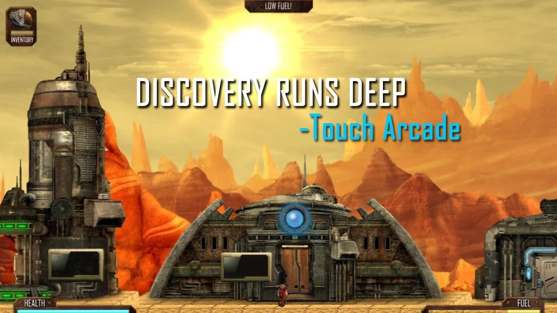 Screenshot Mines of Mars Scifi Mining