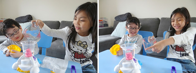 GBBO, MixUbbles, Children Drink Maker