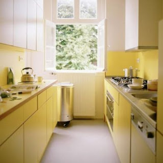 Yellow Kitchen Cabinets Images