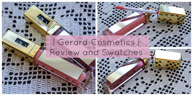 Gerard Cosmetics Lipgloss
