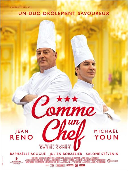 Filme Poster O Chef DVDRip XviD & RMVB Legendado