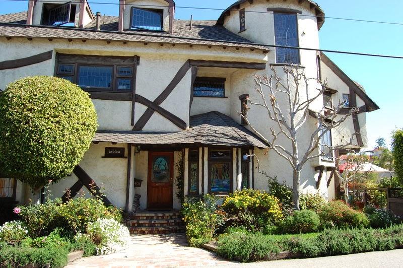 Une maison de Venice Beach (quartier de L.A.)