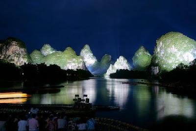 Impression Liu San Jie, The World Largest Natural Theater