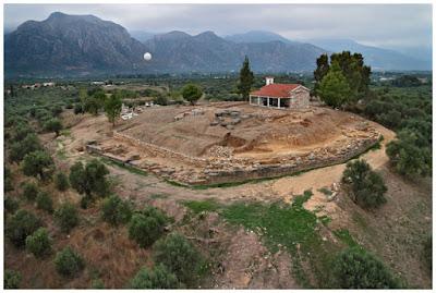 Σημαντικά ευρήματα σε δυο ανασκαφές στη Λακωνία
