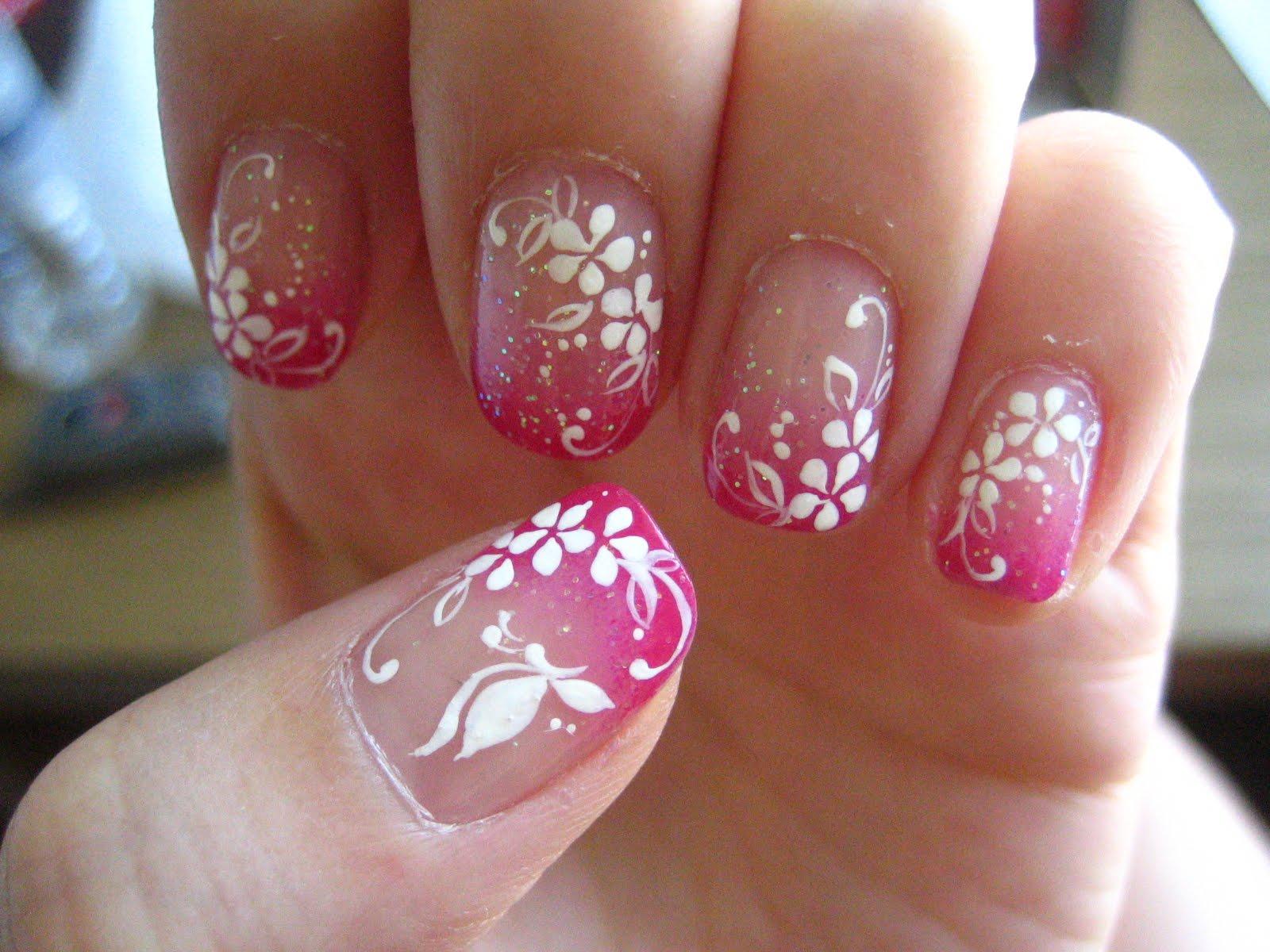 Fashionable Images Beautiful Nail Arts