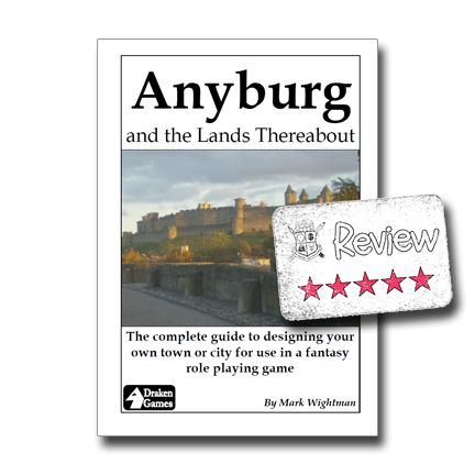 Frugal GM Review: Anyburg and the Lands Therabout