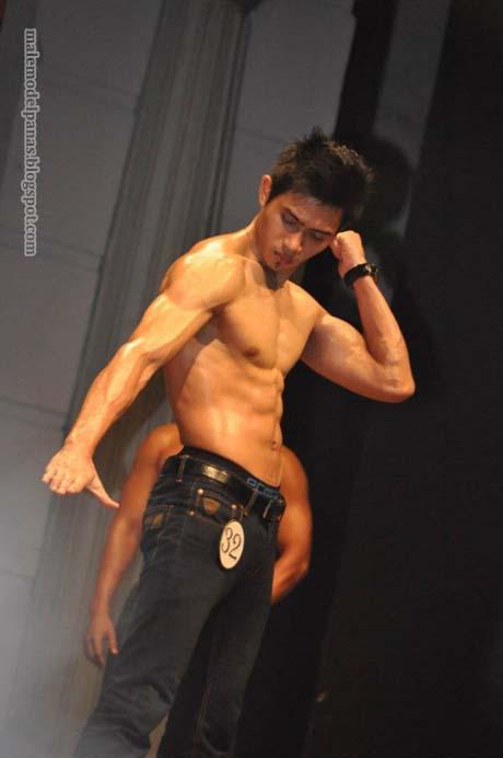 amateur bodybuilder contest