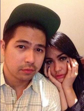Kartika Putri dan Erick Iskandar