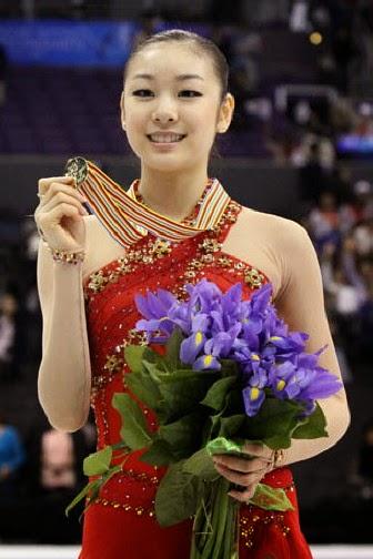 Skater Berprestasi Korea Selatan, Kim Yuna