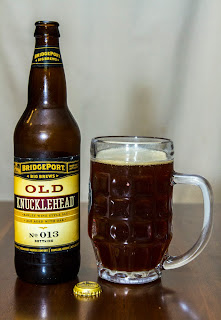 Old Knucklehead barleywine