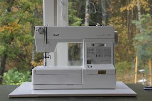 Mijn naaimachine