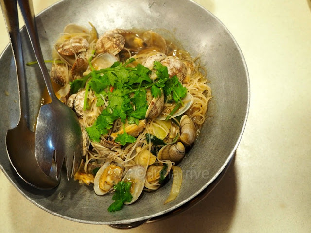 Spicy Thai Thai Cafe Lala Bee Hoon Food Review Lunarrive Singapore Lifestyle Blog