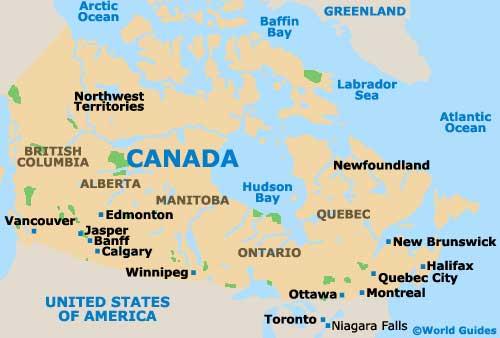 Rush Limbaugh Report World Capitals Ottawa Ontario Canada - Where is ottawa