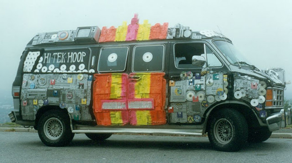 HI TEK HOOP Art Van