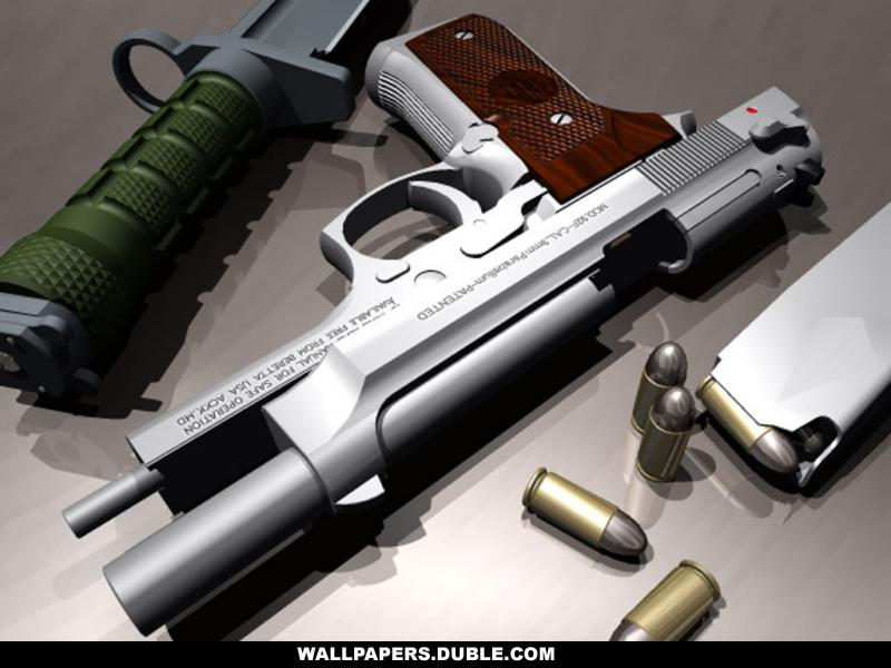 Celebrity Wall Weapons Guns Wallpapers
