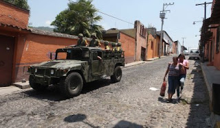 PGJEM encuentra dos cadáveres semienterrados en el Estado de México