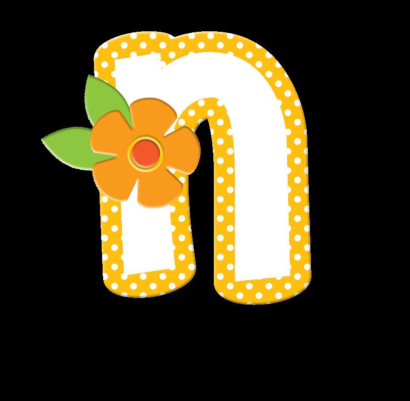 Feliz Dia D Accion D Gracias >> ® Gifs y Fondos Paz enla Tormenta ®: LETRAS GRANDES PARA IMPRIMIR DE COLOR NARANJA