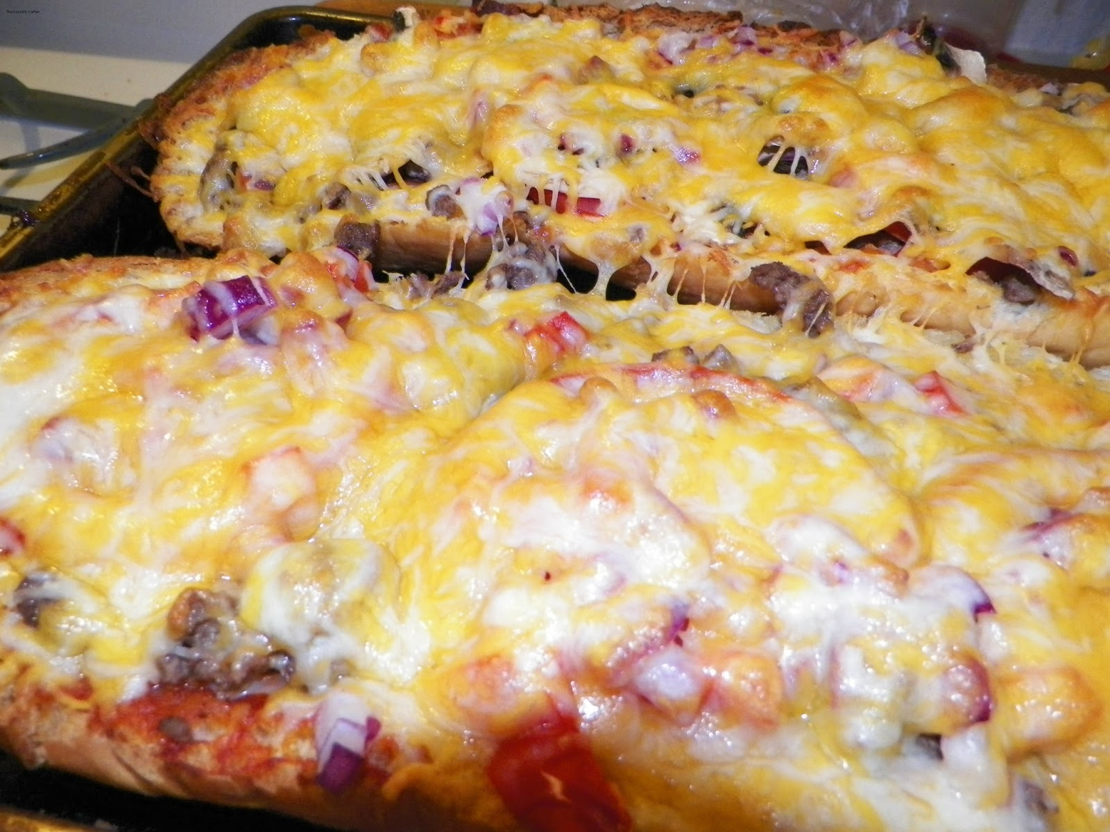 The Best French Bread Pizza Recipe — Dishmaps