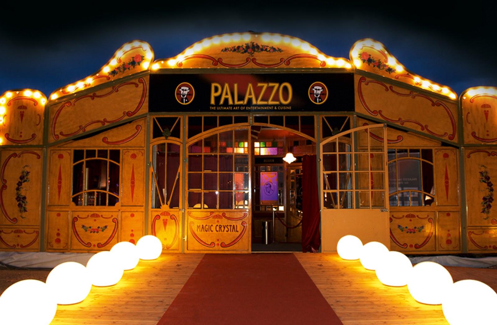 mag21 tipps palazzo gourmet theater kommt wieder nach stuttgart. Black Bedroom Furniture Sets. Home Design Ideas