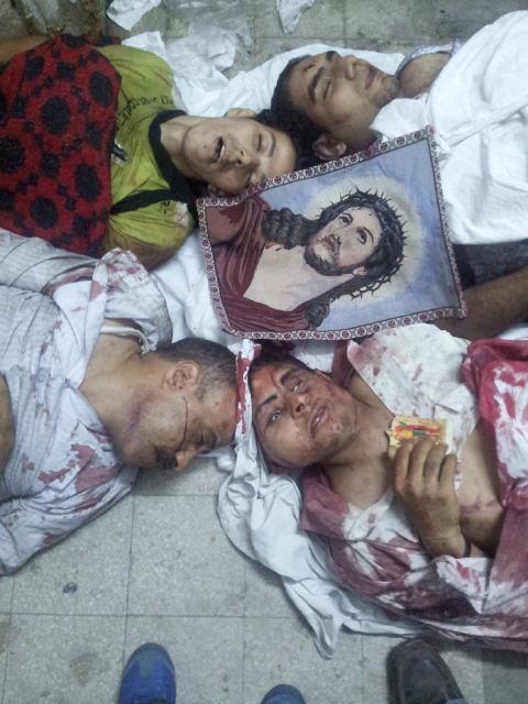Queman Cristianos en Nigeria 2012 de Cristianos en Nigeria y