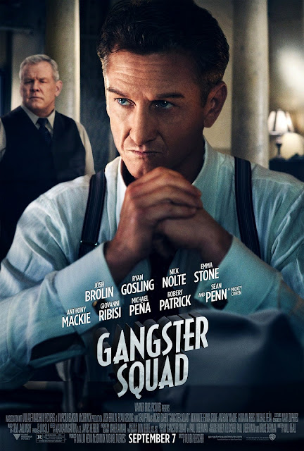 Sean Penn Gangster Squad Movie Poster in HD