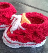 http://www.ravelry.com/patterns/library/crocodile-stitch-high-top-booties
