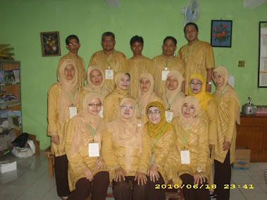 Dewan Guru SMP Yapis Kota Bogor