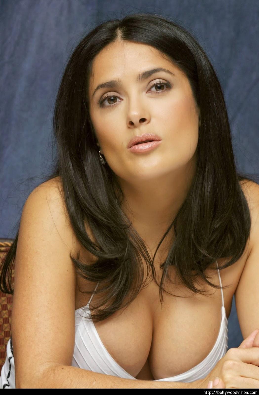 Hot Celebrity Amazing: Salma Hayek Hot