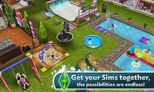 The Sims: FreePlay 2.9.7 Unlimited Money