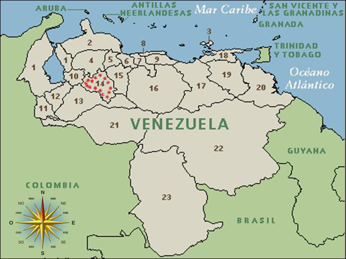 República Bolivariana De Venezuela | Características De Venezuela
