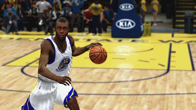 NBA 2K13 Harrison Barnes Cyberface Patch