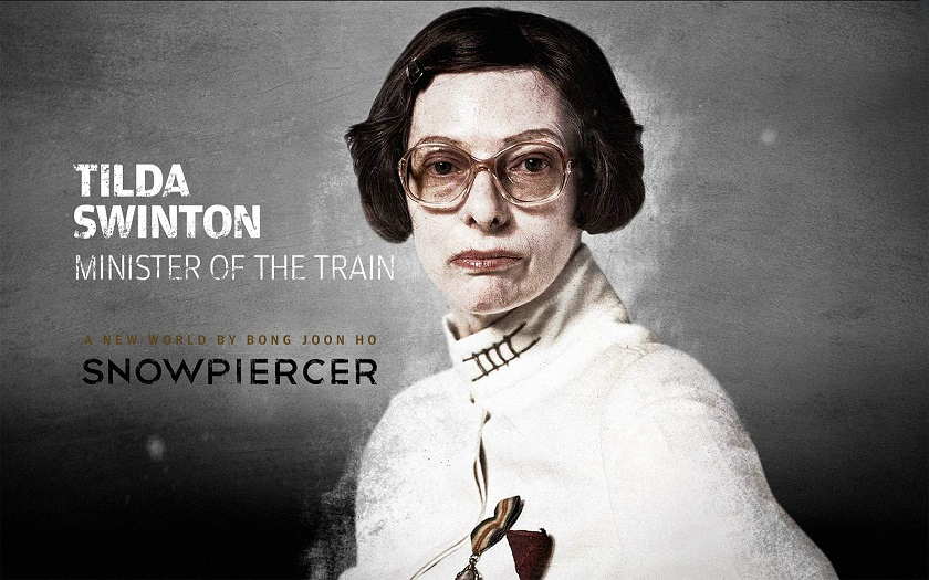 an analysis of the movie snowpiercer directed by joon ho bong Adapted from a french graphic novel published in 1982, bong joon-ho's snowpiercerretains its source's concept of a perpetually running train that treks around through the film's two korean characters (who do not appear in the original graphic novel or its sequels) the director still succeeds in bringing this globetrotting.