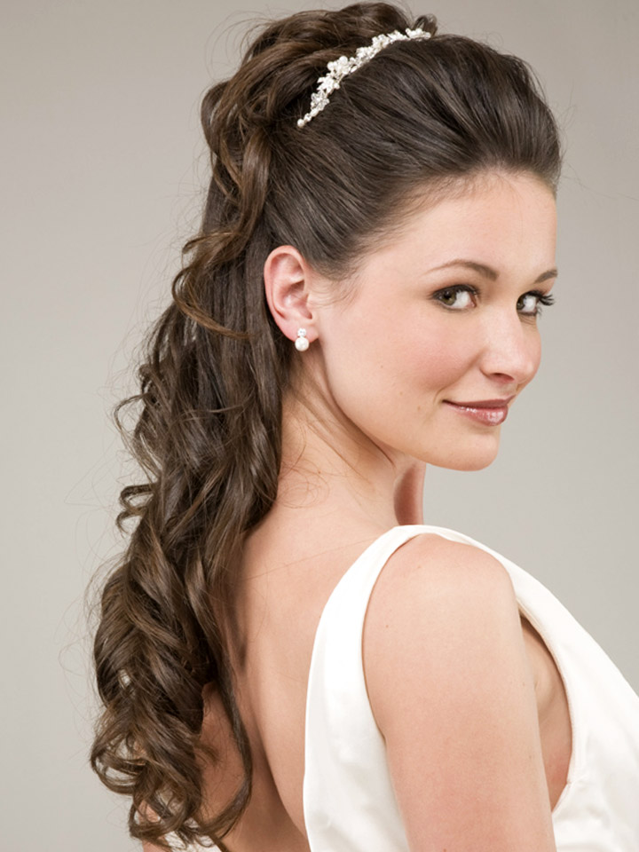 Wedding Hairstyles For Long Hair Hairstyles Trendy