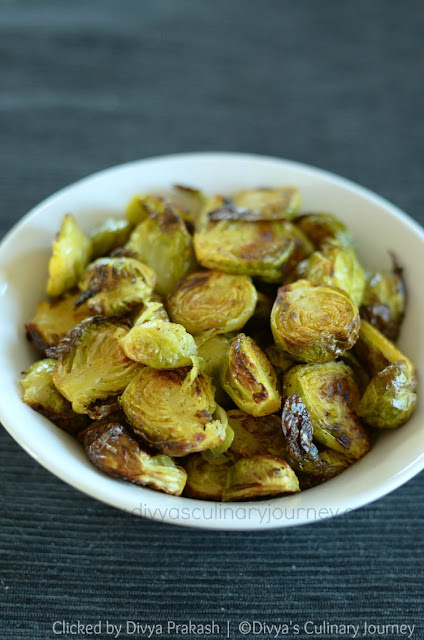 easy brussel sprouts recipe