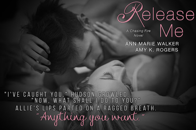 Release Me Teaser Tuesday!