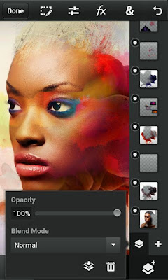 Photoshop Touch for phone Apk Android