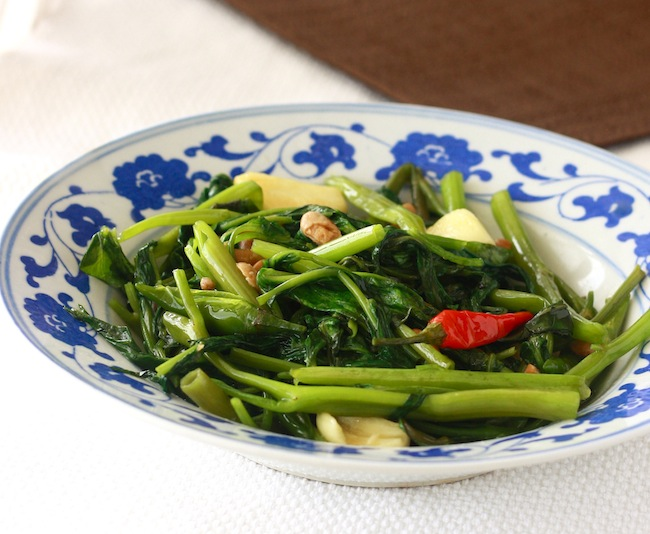 Thai style kangkong recipe by Season with Spice