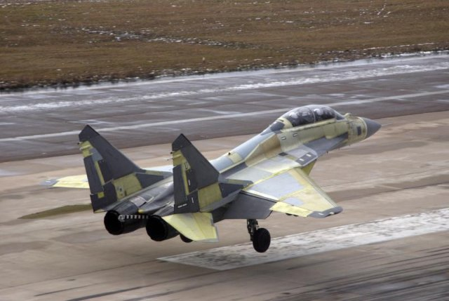 foto russian fighter MiG-29