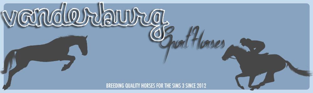 Vanderburg Sport Horses