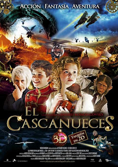 El Cascanueces 3D DVD FULL