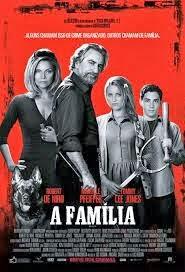 """Poster do filme """"A Família"""""""