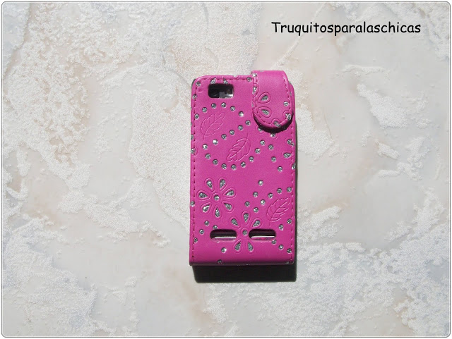 FUNDA MOVIL MOTOROLA MOTOLUXE