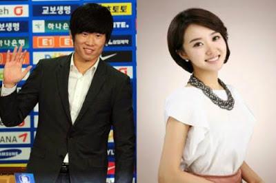 Gambar Sekitar Majlis Perkahwinan Park Ji Sung 7 Gambar